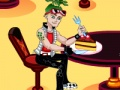 Spel Restaurant Monster High  online - spellen online