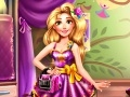 Spel Rapunzel meter fairy dress-up  online - spellen online